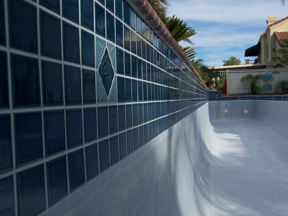 Vintage Pool Tile